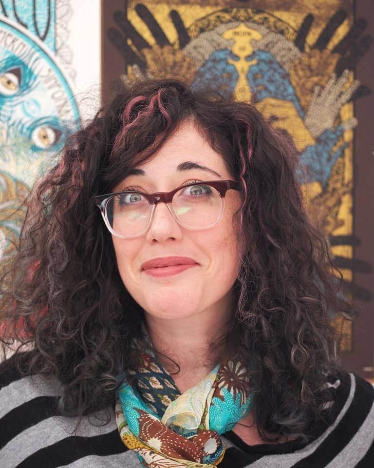 artist Sabrina Gabrielli