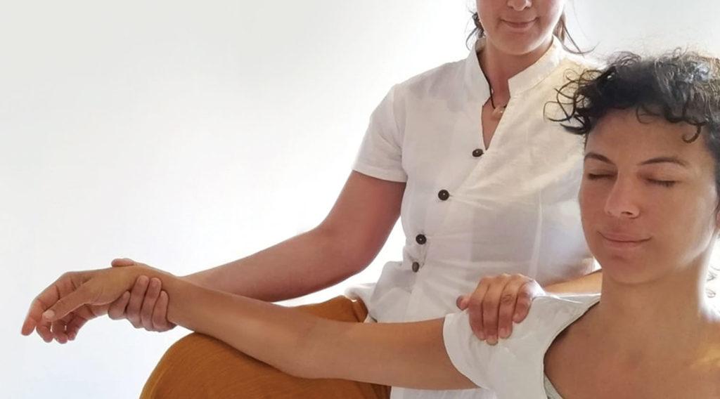 Shiatsu massage Lisbon
