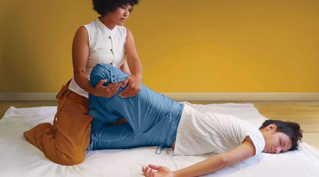 thai-yoga Massage Lisbon